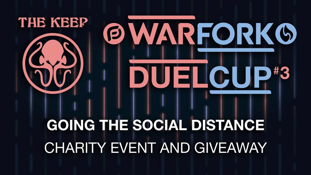 Warfork Duel Cup 3 | Going The Social Distance