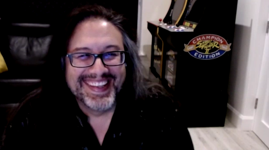 In The Keep Podcast – John Romero @ Realms Deep 2020