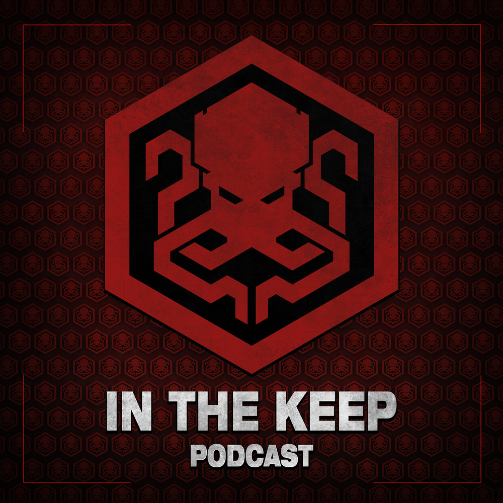 In The Keep Podcast – #83 Jake The Voice (E1M1 Magazine)