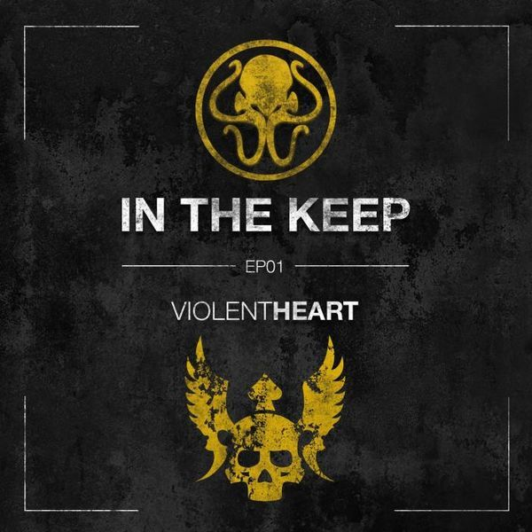 In The Keep Podcast - #01 Violentheart (Quake 4 Pro)