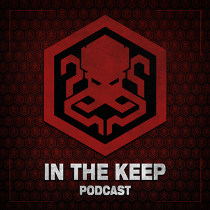 In The Keep Podcast – #66 scar3crow (GRAVEN)